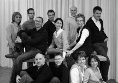 Januar 2009 | Gruppenfoto
