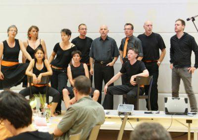 10. Juni 2010 | Auftritt CVP Thurgau in Märstetten