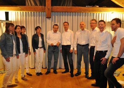 30. März 2012 | Auftritt mit Stöff Sutter im Kleinen Museum am See Romanshorn