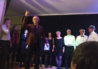 16. März 2018 | Fabeup und Stöff Sutter im Bistro zu Tisch Bischofszell